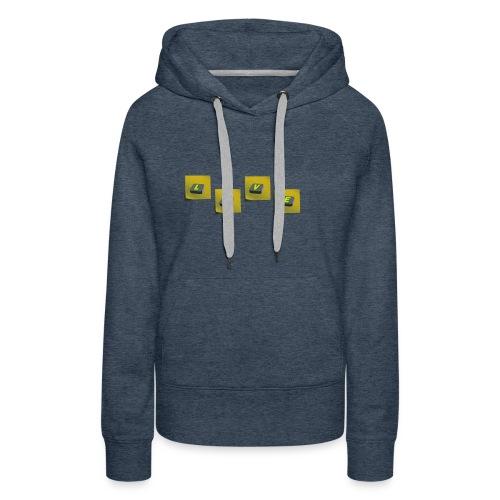 love - Vrouwen Premium hoodie