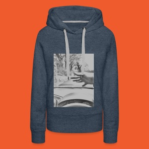 Well wave T-Shirt - Women's Premium Hoodie