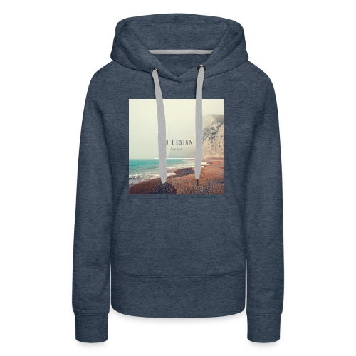 TH Design Kollektion 2018 - Frauen Premium Hoodie
