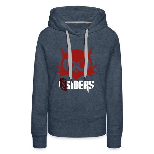 iNsiders t-shirt - Naisten premium-huppari