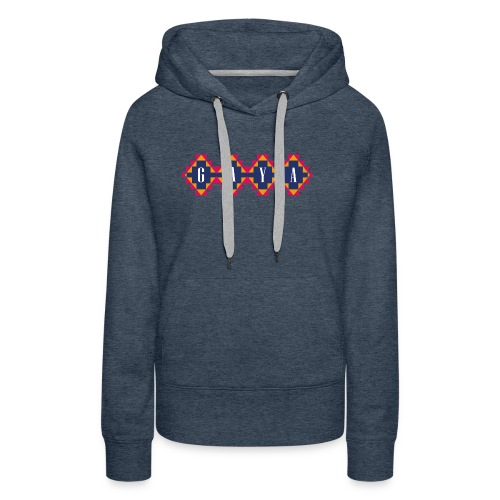 GAYA Logo - Frauen Premium Hoodie
