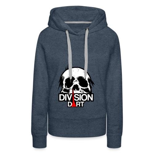 Division Dart - Frauen Premium Hoodie