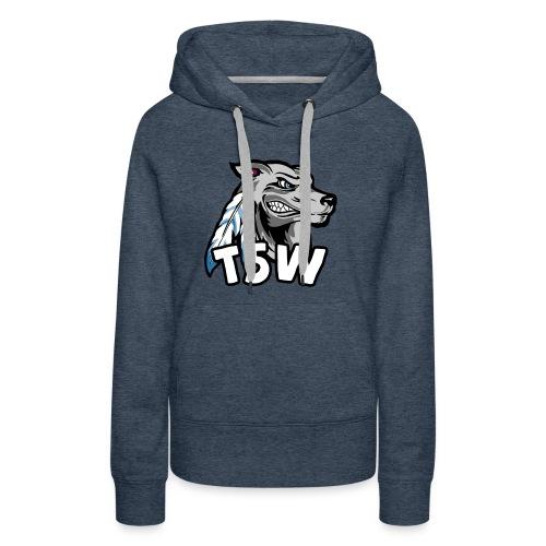 T5Wolves - Women's Premium Hoodie