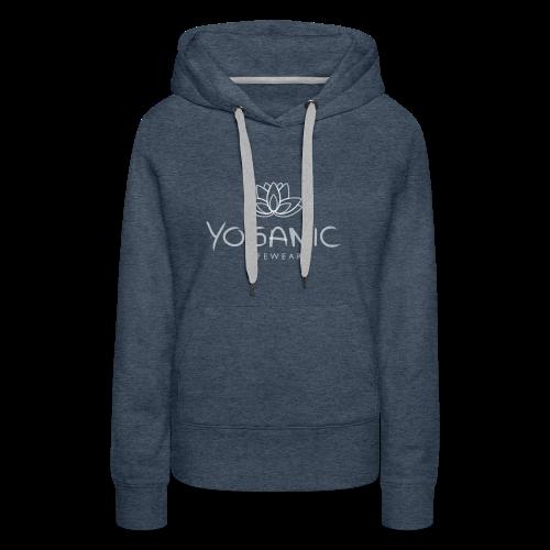 Yoganic Lifewear Basic - Frauen Premium Hoodie