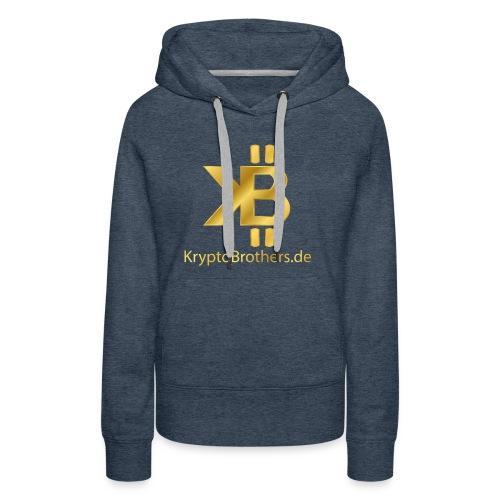KryptoBrothers - Frauen Premium Hoodie