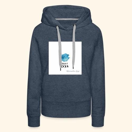 crush it - Vrouwen Premium hoodie