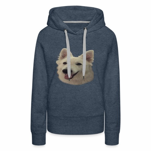 ollie shirt - Vrouwen Premium hoodie