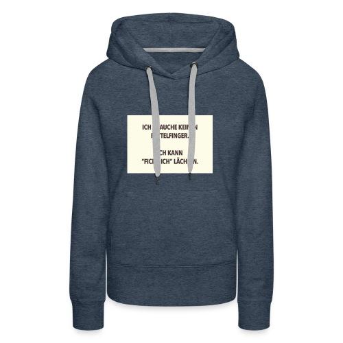 Z - Frauen Premium Hoodie