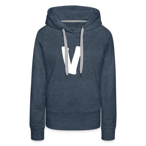 VinOnline mok - Vrouwen Premium hoodie