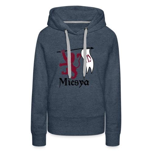 Miesya Shirt Vrouw - Vrouwen Premium hoodie