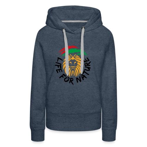 Nature T-Shirt - Frauen Premium Hoodie