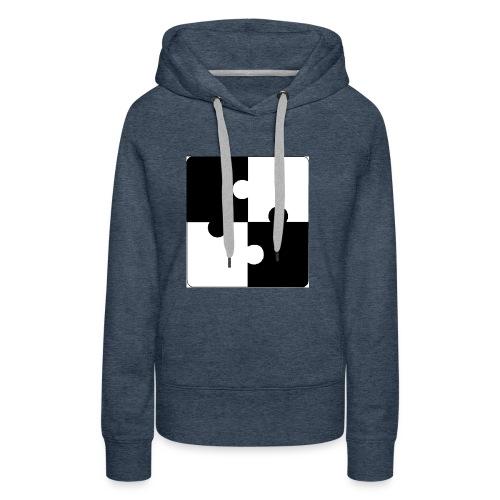 jigsaw - Women's Premium Hoodie