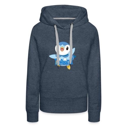 piplup TheRealTol hoesje - Vrouwen Premium hoodie