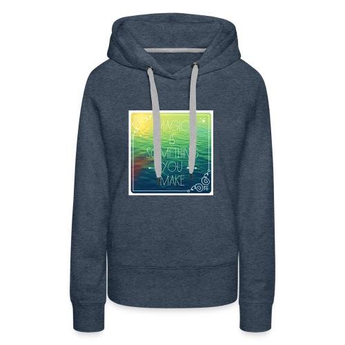 MAGIC - Vrouwen Premium hoodie