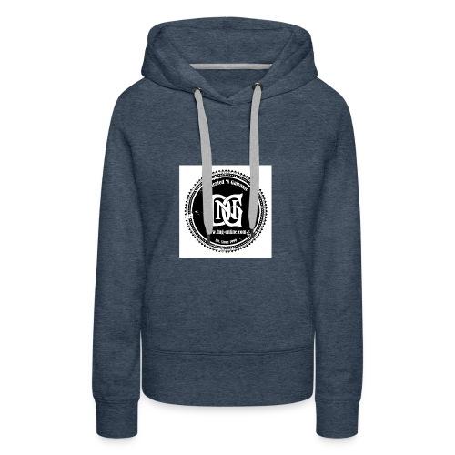 DNG SEAL BLACK - Women's Premium Hoodie