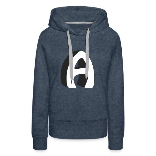 Alfa Kv | Basebal T-Shirt - Vrouwen Premium hoodie