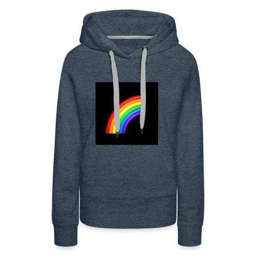 Rainbow dash - Frauen Premium Hoodie