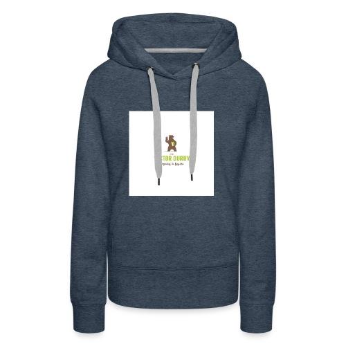Victor Duruy 2 - Sweat-shirt à capuche Premium pour femmes