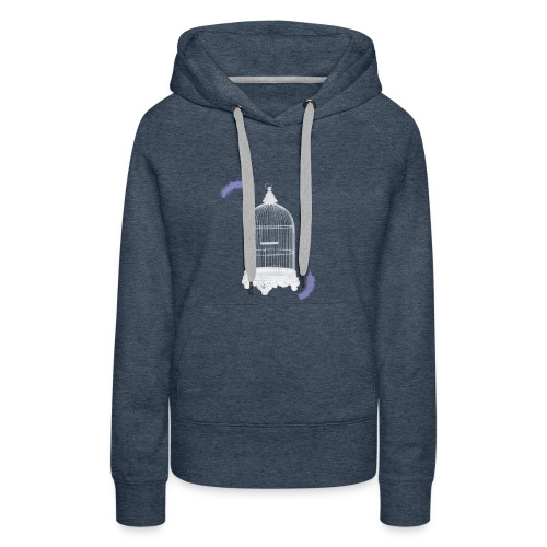 Trapped Inside - Women's Premium Hoodie