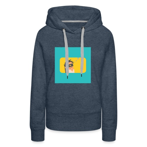 The Night Clothing Tee-1 - Women's Premium Hoodie
