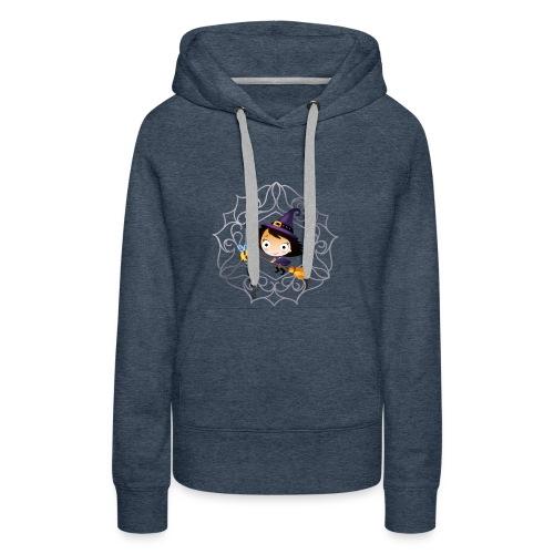 BeeWitched Logo - Frauen Premium Hoodie