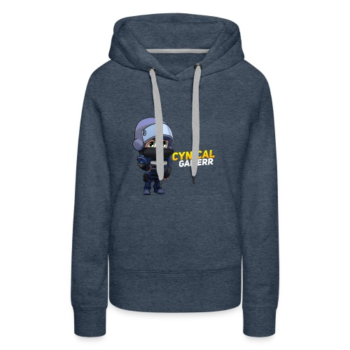 CynicalGamerr Clothing - Women's Premium Hoodie