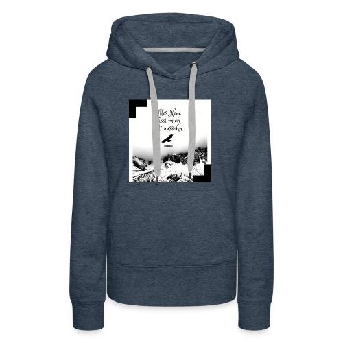 Zenkiz Mixtape Cover-Wear - Frauen Premium Hoodie