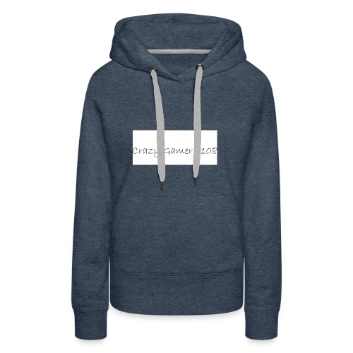 Crazy Gamer 9108 new merch - Women's Premium Hoodie