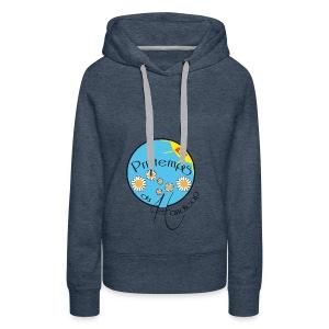 LE PRINTEMPS HANDICAP EN SAVOIE - Sweat-shirt à capuche Premium pour femmes