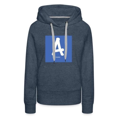 Logo vest - Vrouwen Premium hoodie