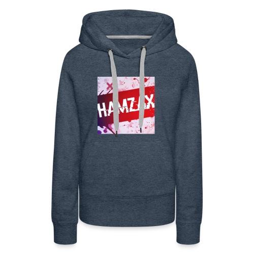 Hamzax - Frauen Premium Hoodie