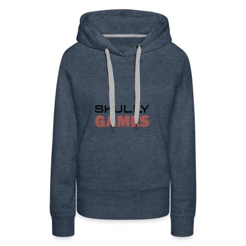 skullygames zomer editie - Vrouwen Premium hoodie