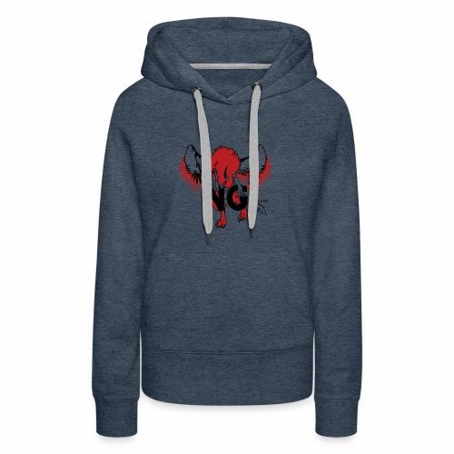 t shirts NexGen academy - Women's Premium Hoodie