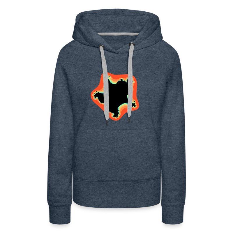Burn Burn Quintic - Women's Premium Hoodie