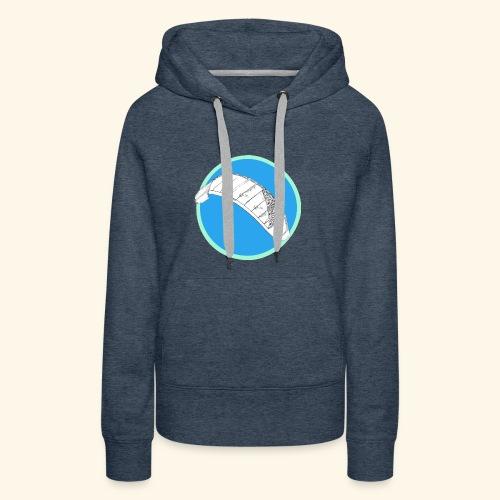 Kite Logo ohne Schrift - Frauen Premium Hoodie