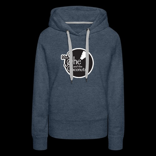 Miss She And the Coconuts - Frauen Premium Hoodie
