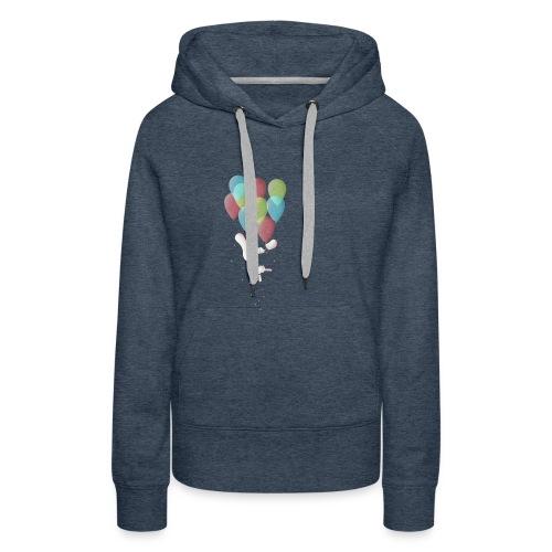 Gore Bunny - Frauen Premium Hoodie