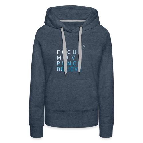 Focus move - Frauen Premium Hoodie