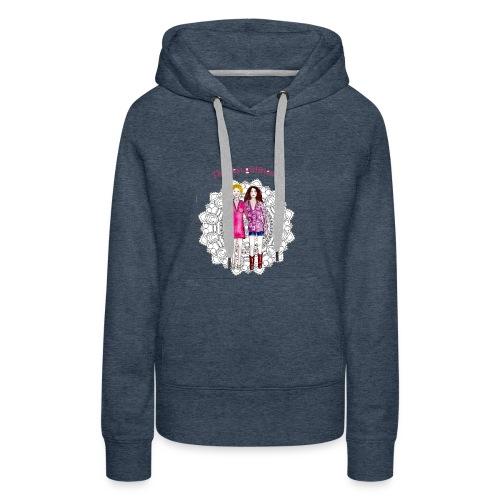 the best girlfriend Beste Freunde - Frauen Premium Hoodie
