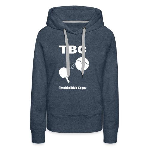 TBC Sagau - Frauen Premium Hoodie