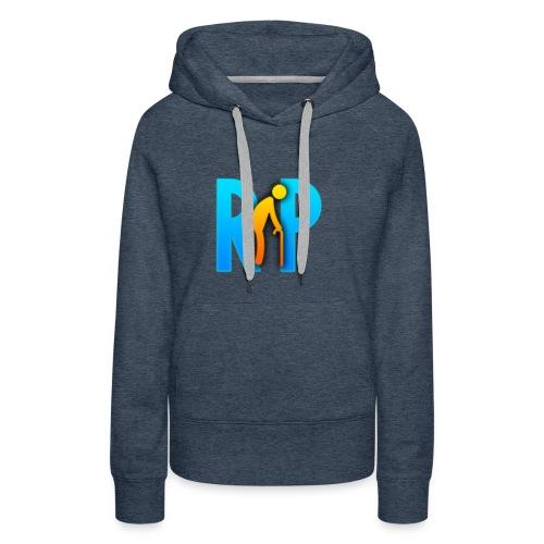 R.I.P. Logo - Frauen Premium Hoodie