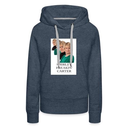 shirly t shirt copy - Women's Premium Hoodie