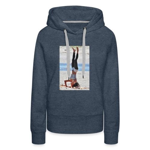Uwes Network-Shop-T-Shirt - Frauen Premium Hoodie