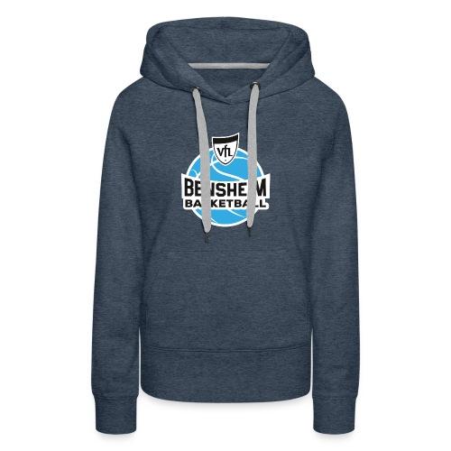 Logo VfL Bensheim Basketball - Frauen Premium Hoodie