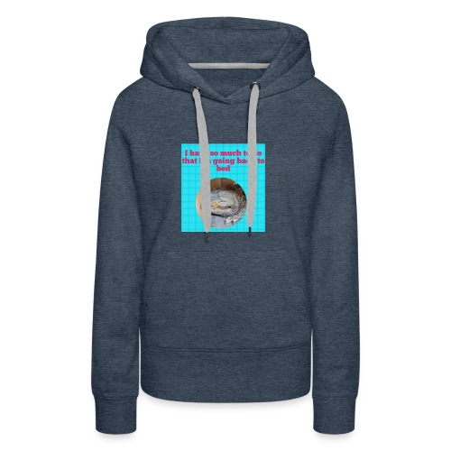 The sleeping dragon - Women's Premium Hoodie