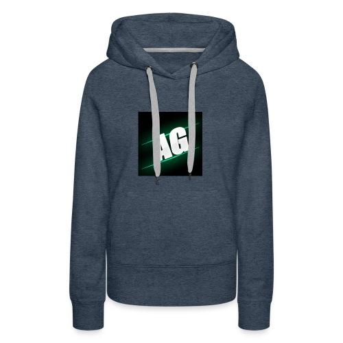 AldizGamez 4/4s Case - Vrouwen Premium hoodie