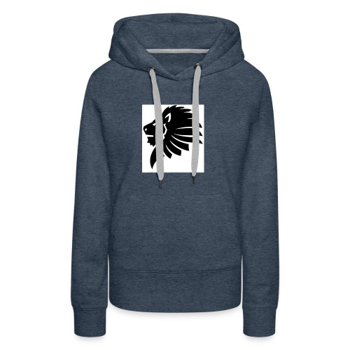 Löwe - Frauen Premium Hoodie
