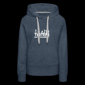 TOTEM Entertainment Logo - Women's Premium Hoodie