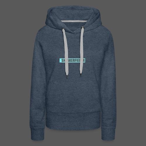 sneakerfieber - Frauen Premium Hoodie