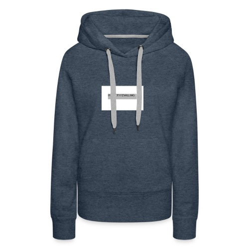 PZstuff - Frauen Premium Hoodie